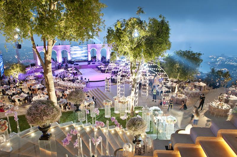 Themed events decor